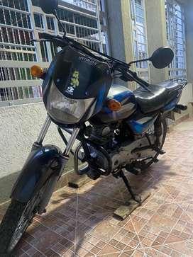 Se vende moto boxer ct 100 unico dueño