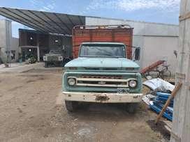 Vendo camion chevrolet c60 1967 perkins