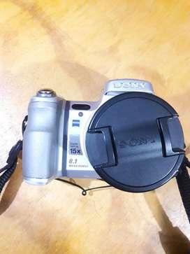 Vendo Camara Digital Sony