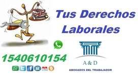 Tus Abogados Laborales Gran Buenos Aires y Caba