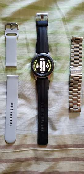 VENDO RELOJ SAMSUNG GALAXY WATCH DE 46 mm.