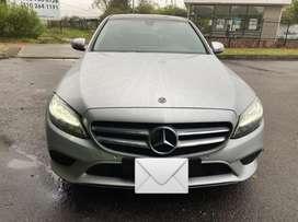 Se vende Mercedes benz modelo C200 2020