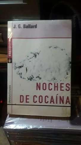 NOCHES DE COCAINA (nuevo)