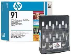 KIT DE CARTUCHO DE MANTENIMIENTO HP 91 - C9518A - WIDEIMAGEPRINTERS