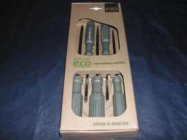 Bahco Set Eco Destornilladores 3000 / 5 Eco Green 5 Piezas