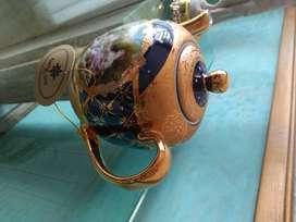 Tetera italiana en Porcelana