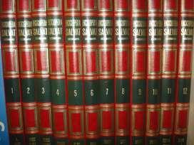 Enciclopedia SALVAT año 1972 12 tomos. DICCIONARIO