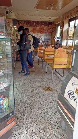 Venta/permuta Panadería, pasteleria, salón de onces La Corona Real