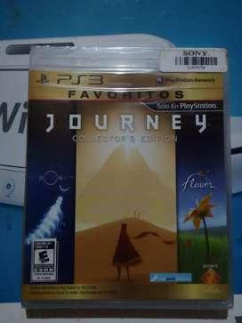 Journey , para play station 3 . NUEVO, SELLADO