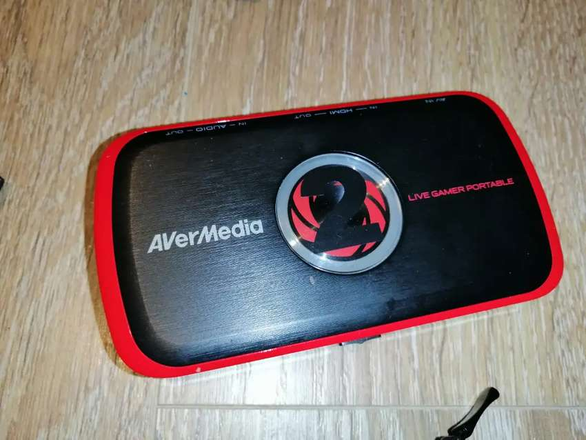 Capturadora avermedia c875 0