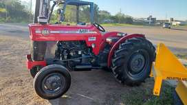 Tractor Massey 155 Viñatero