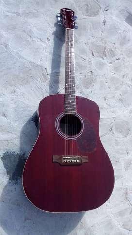 Guitarra acústica burmeisters
