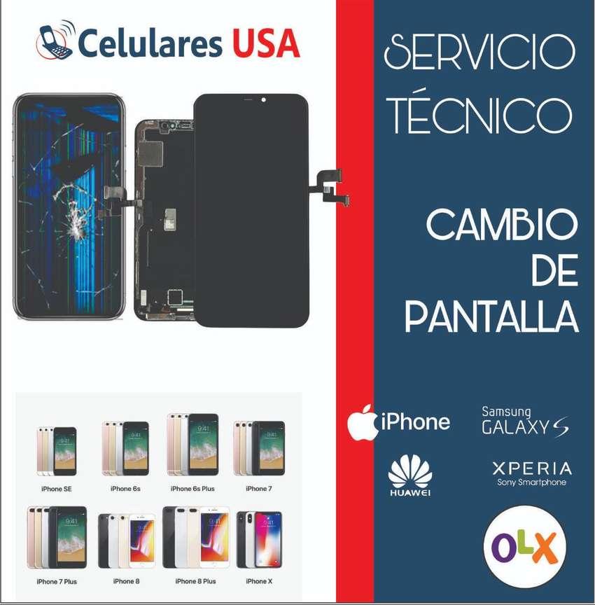 Servicio Técnico Especializado Apple Iphone Tienda San Borja. Estamos atendiendo 0
