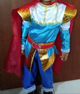 Disfraz de Príncipe