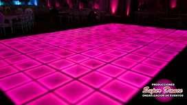Pista de Baile Led Iluminacion Ambiental Luces Led