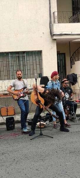 Grupo musical Antioquia Medellín alpinistas musicales