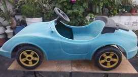 karting a pedal de niño usado