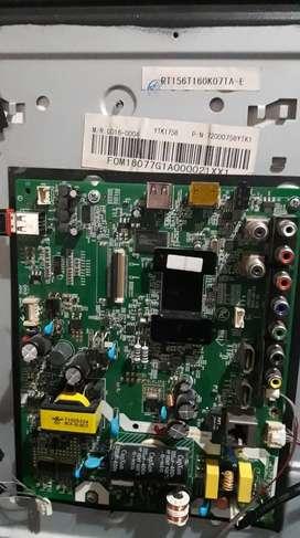 rca 43 smart placa main todo en uno .