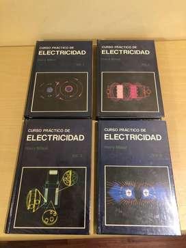 ENCICLOPEDIA CURSO PRACTICO DE ELECTRICIDAD DE HARRY MILEAF