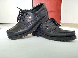 Zapatos Leñador Cavatini (talle 37)