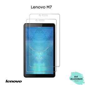 Vidrio protector de pantalla para Lenovo M7