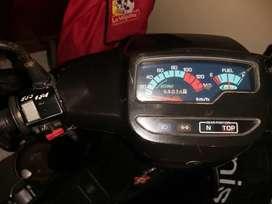 Vendo Crypton 110 modelo 2009