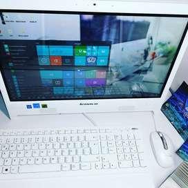Lenovo pantalla táctil