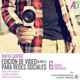 #Curso Edicion de Video Para Redes Sociales