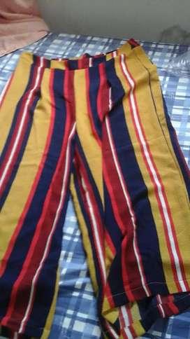 Sandalias ropa