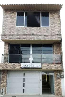 Se vende casa de 3 pisos en Supía Caldas