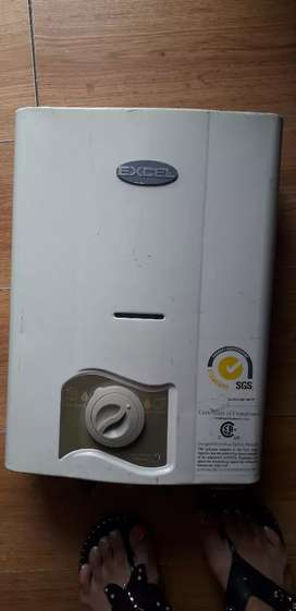 Calentadores a gas a la venta