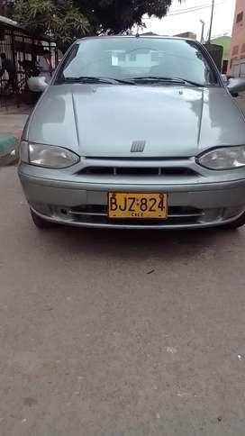 Automóvil FÍAT SIENA HL modelo 1998