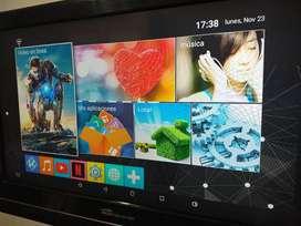 Kelyx Tv Box Net Tv Kltv01 Con Control Remoto Crazy Machine