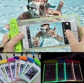 Forro protector de agua y polvo ***ULTIMAS UNIDADES ***para cualquier tipo de celular
