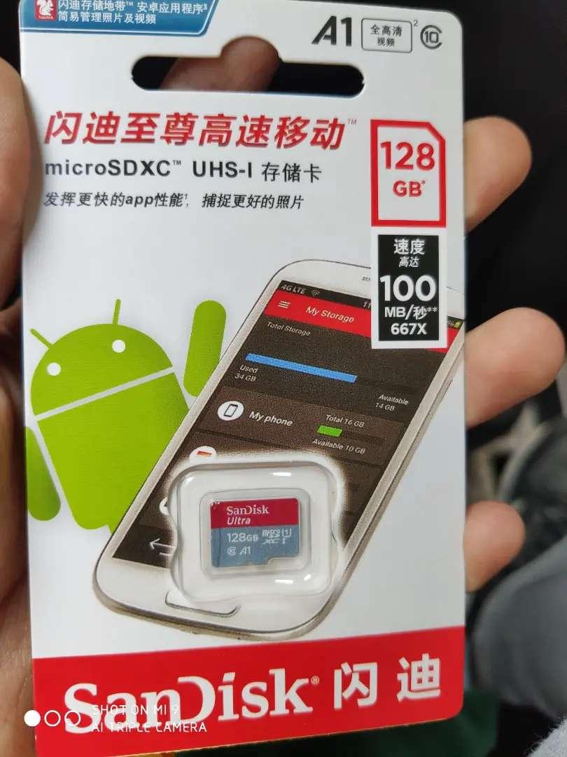 MICRO SD 128 GB 0