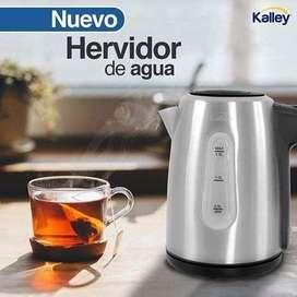 Hervidor De Agua Electrico Tetera Automática Kalley