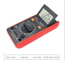 Medidor Digital LCD para LCR