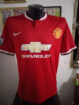 Camiseta de fútbol.
