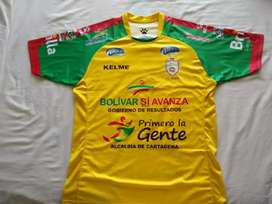 Camiseta del real Cartagena, original.