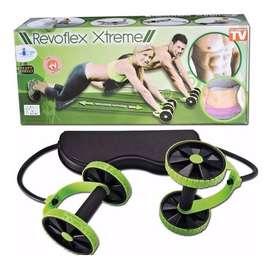 Revoflex xtreme maquina de hacer ejercicio multifuncional