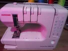 Maquina de coser JANOME COVER PRO 1000 CPX