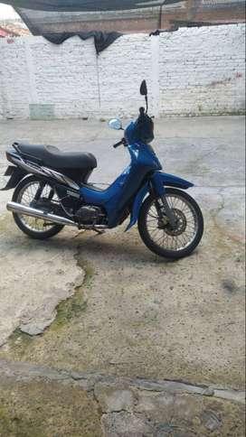 se vende moto crypton modelo 2007