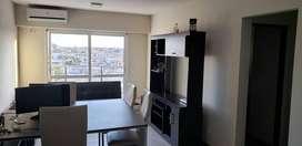 venta de departamento 1 dormitorio Edif Verona céntrico frente con balcón Belgrano 955 villa Constitución