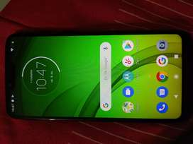Moto g7 Power en excelente estado