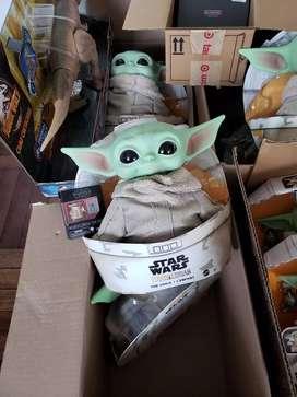 Baby yoda The Child Mandalorian Mattel
