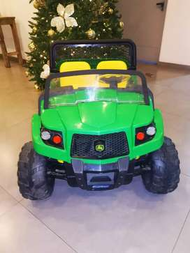 Carro eléctrico - JOHN DEERE GATOR XUV550