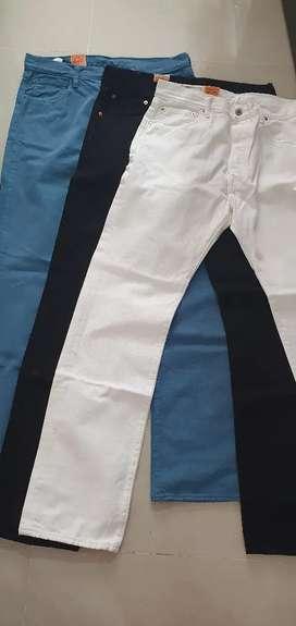 Jeans hombre levis original