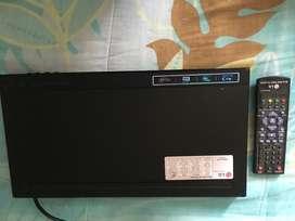 Vendo Blu Ray Lg modelo BP-120
