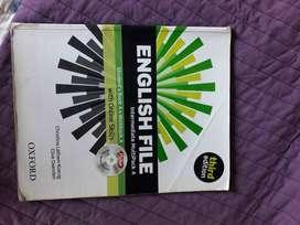 English file intermediate MultiPack  A usado