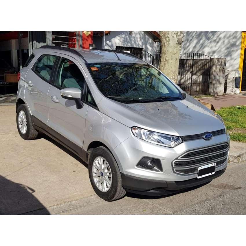 Ford Ecosport Se 1.6 2015 0
